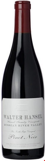 Walter Hansel Winery Pinot Noir North Slope 2018
