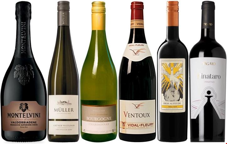 Winefinders Lilla Middagslådan Vol 1