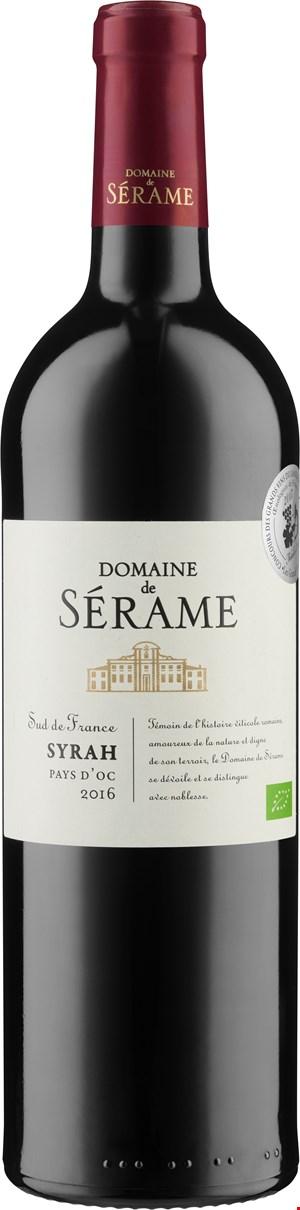 Domaine Sérame Syrah 2016