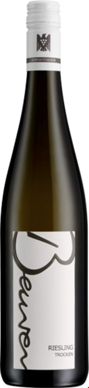 Weingut Beurer Riesling trocken 2019