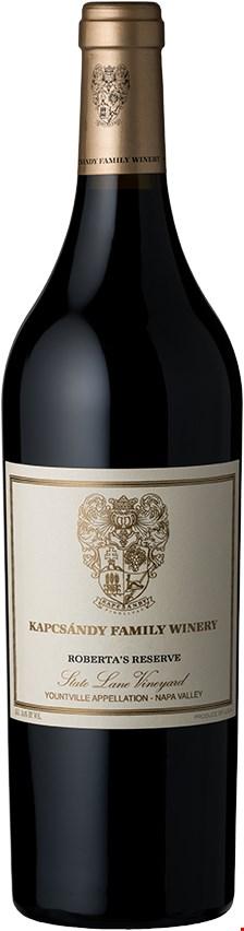 Kapcsándy Family Winery Roberta´s Reserve 2012
