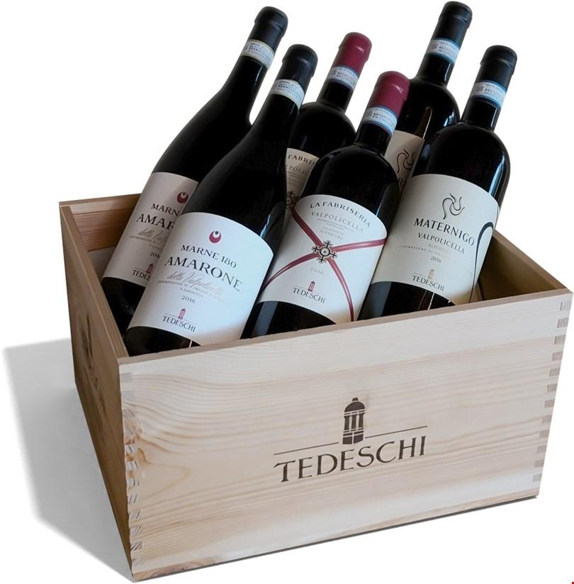Tedeschi Familjen Tedeschis Premiumlåda