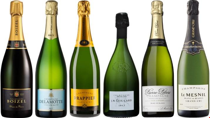 Winefinders Champagnelåda 2020