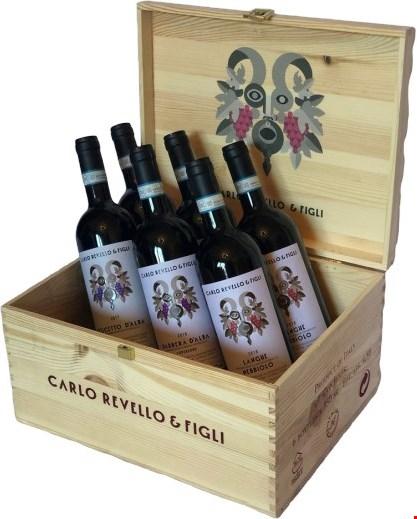 Carlo Revello & Figli DoBaLa - 3 Klassiker från Piemonte