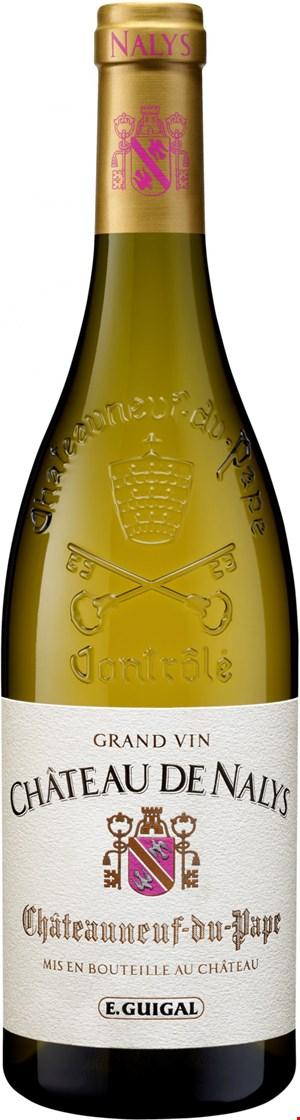 Guigal Château de Nalys Grand Vin Blanc 2017