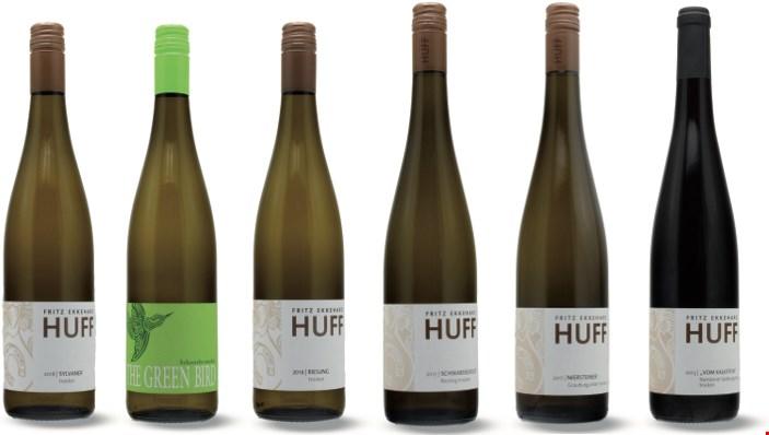 Weingut Fritz Ekkehard Huff Prova på Tyskland