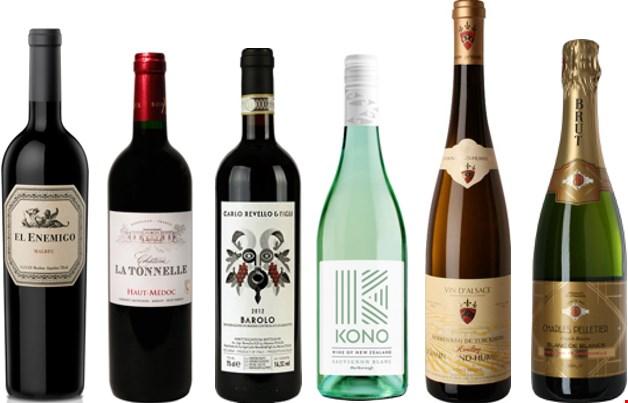 Winefinders Favoriter från Sydsvenskans Vincirkel 2020