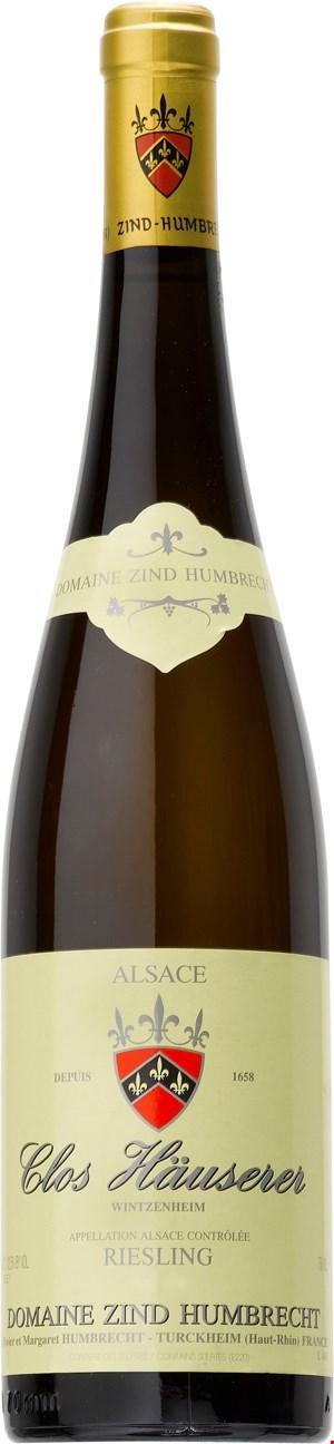 Domaine Zind-Humbrecht Riesling Clos Häuserer 2018