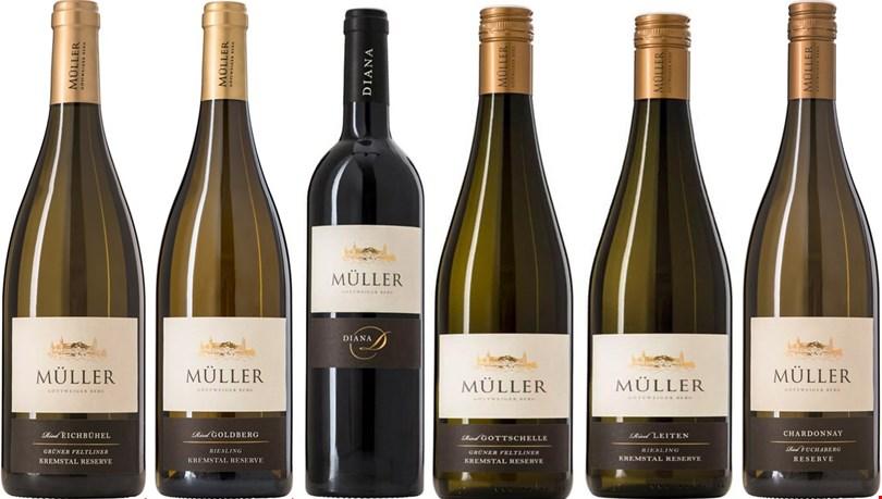 Weingut Müller Prova på Österrike - Premium 2021