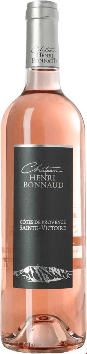 Chateau Henri Bonnaud Provence Saint Victoire Rosé  2018
