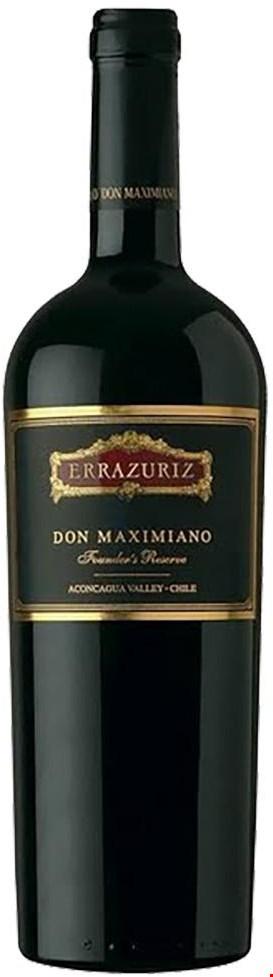Vina Errazuriz Don Maximiano Founders Reserve 2016