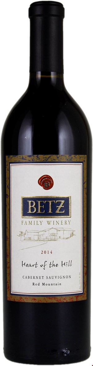Betz Family Winery Cabernet Sauvignon Heart of the Hill 2016