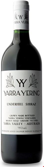 Yarra Yering Underhill Shiraz 2011