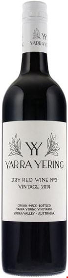 Yarra Yering Dry No 2 2014