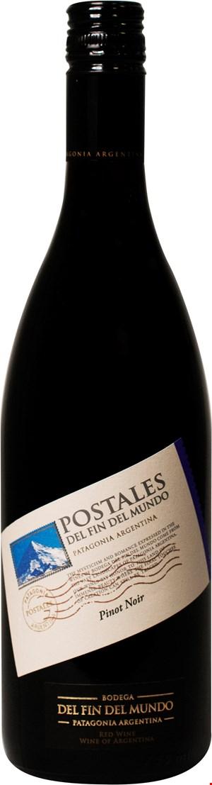 Del Fin del Mundo Postales Pinot Noir 2019