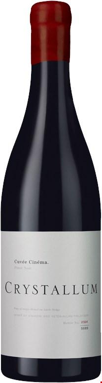 Crystallum Wines Cuvée Cinema Pinot Noir 2020