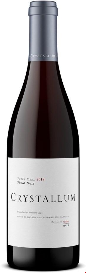 Crystallum Wines Peter Max Pinot Noir 2020