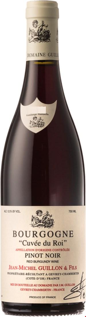 Jean Michel Guillon Bourgogne Rouge Cuvée du Roi 2015