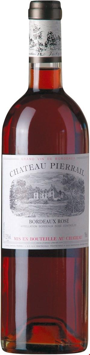Chateau Pierrail Rosé 2015